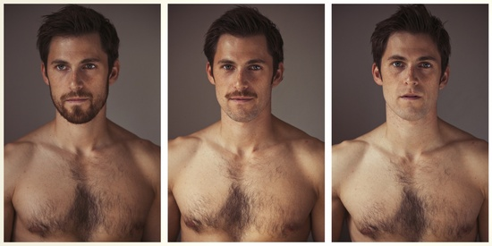 Beards make you hotter. It's science.